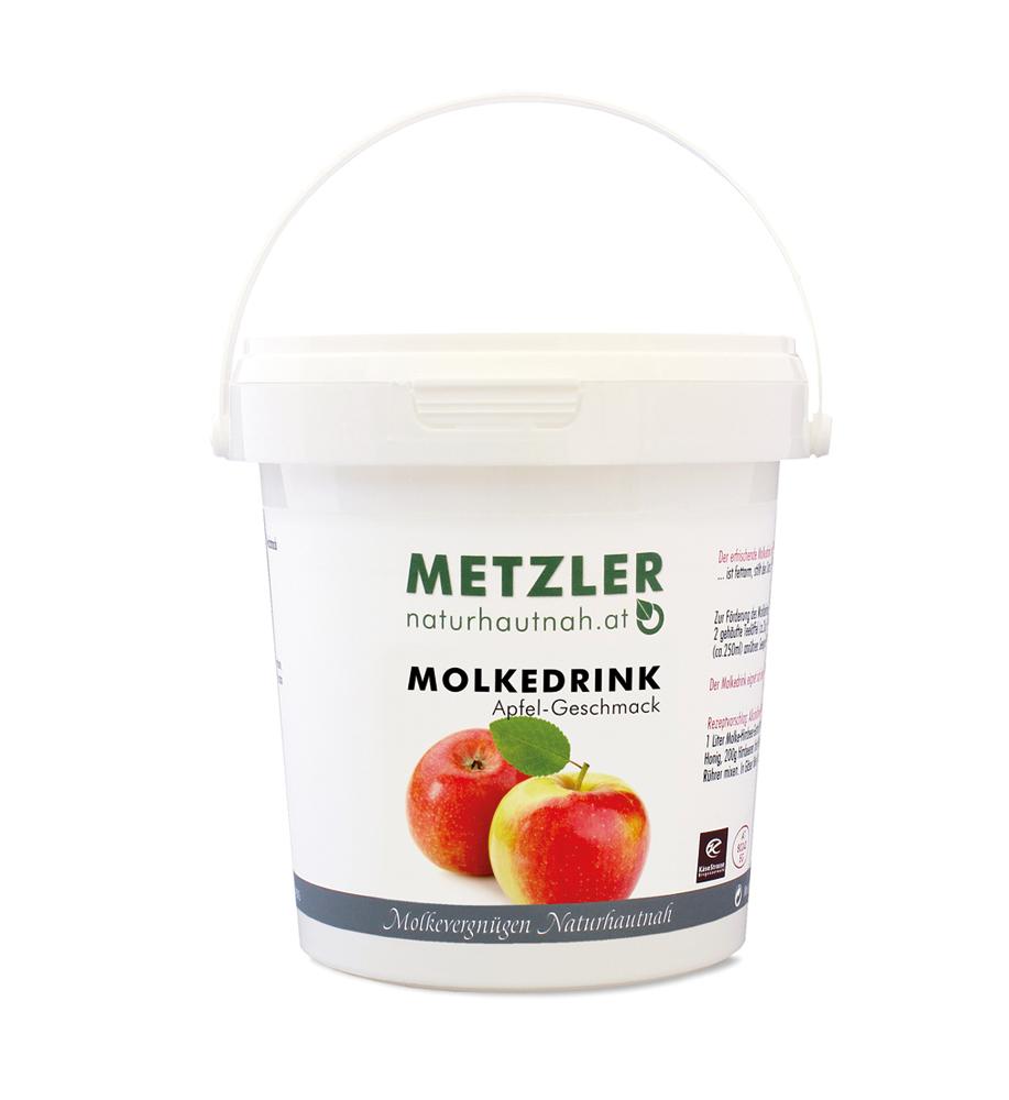 naturhautnah Molkedrink Apfel