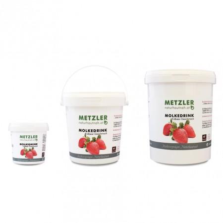 naturhautnah - Trinkmolke Erdbeer