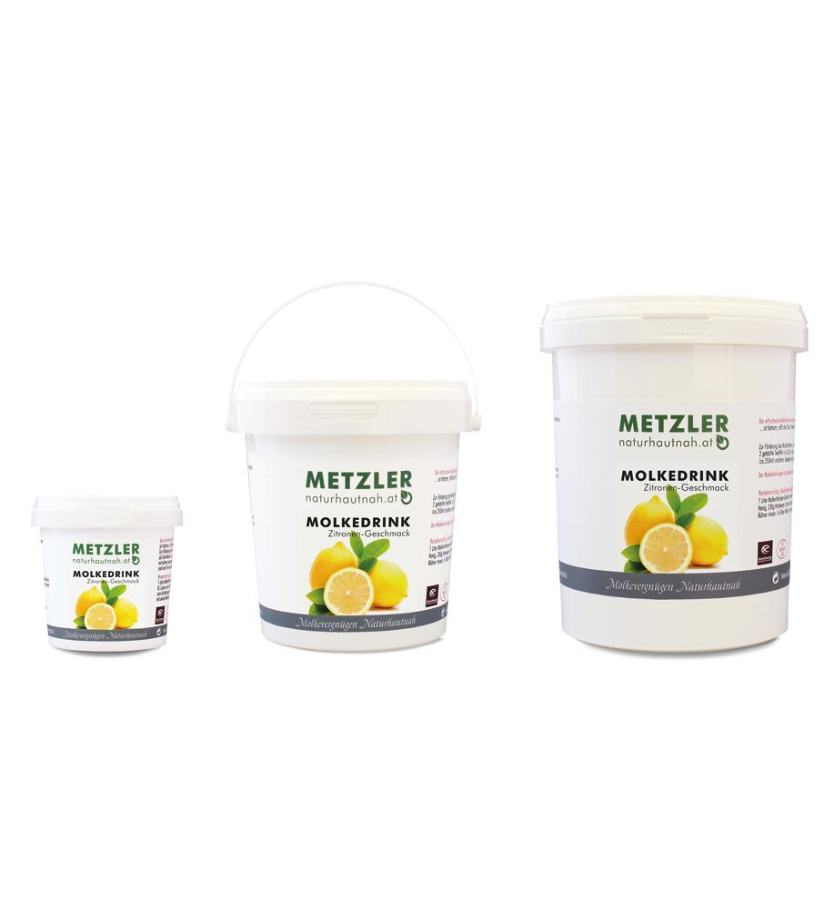 naturhautnah Molkedrink Zitrone