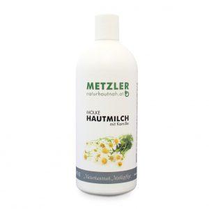 naturhautnah Molke Hautmilch mit Kamille