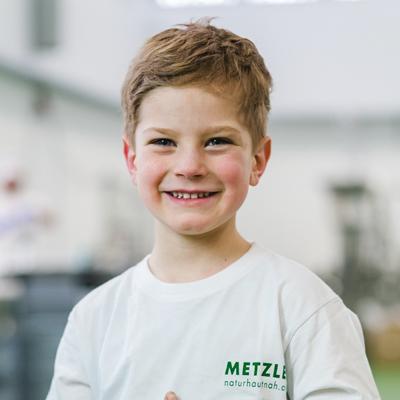 Metzler naturhautnah Team - David Metzler