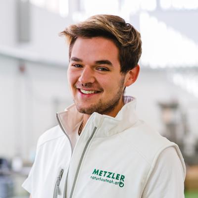 Metzler naturhautnah Team - Jonas Metzler