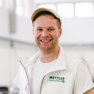 Metzler naturhautnah Team - Lukas Metzler