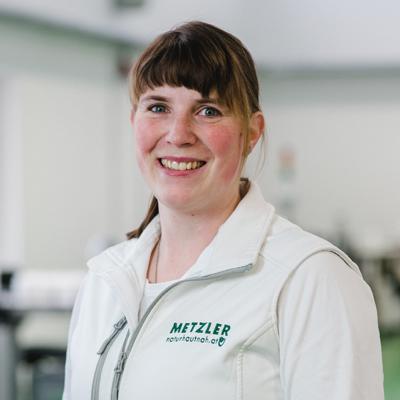 Metzler naturhautnah Team - Magdalena Metzler