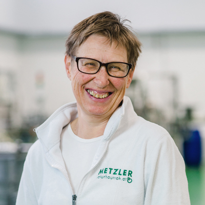 Metzler naturhautnah Team - Andrea Hofer
