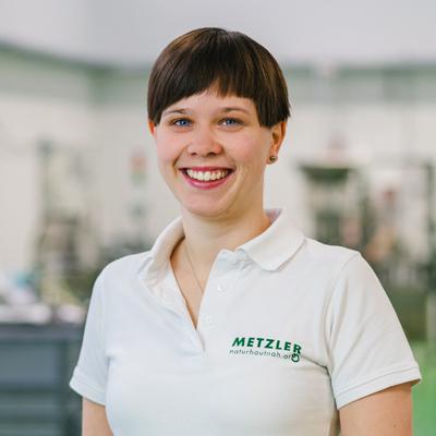 Metzler naturhautnah Team - Angelika Beer