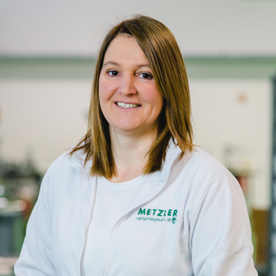 Metzler naturhautnah Team - Brigitte Waldner