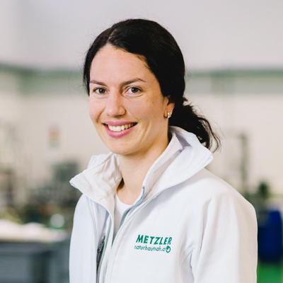 Metzler naturhautnah Team - Katharina Berchtold