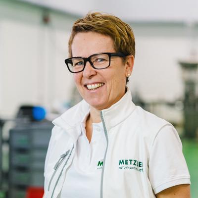 Metzler naturhautnah Team - Kornelia Braendle
