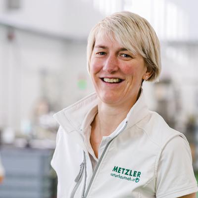 Metzler naturhautnah Team - Maria Metzler