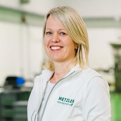 Metzler naturhautnah Team - Monika Fink