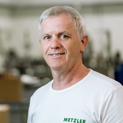 Metzler naturhautnah Team - Bernhard Cecco