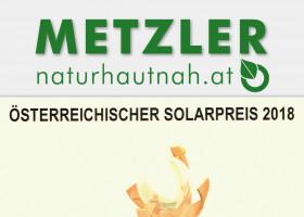Österreichischer Solarpreis 2018