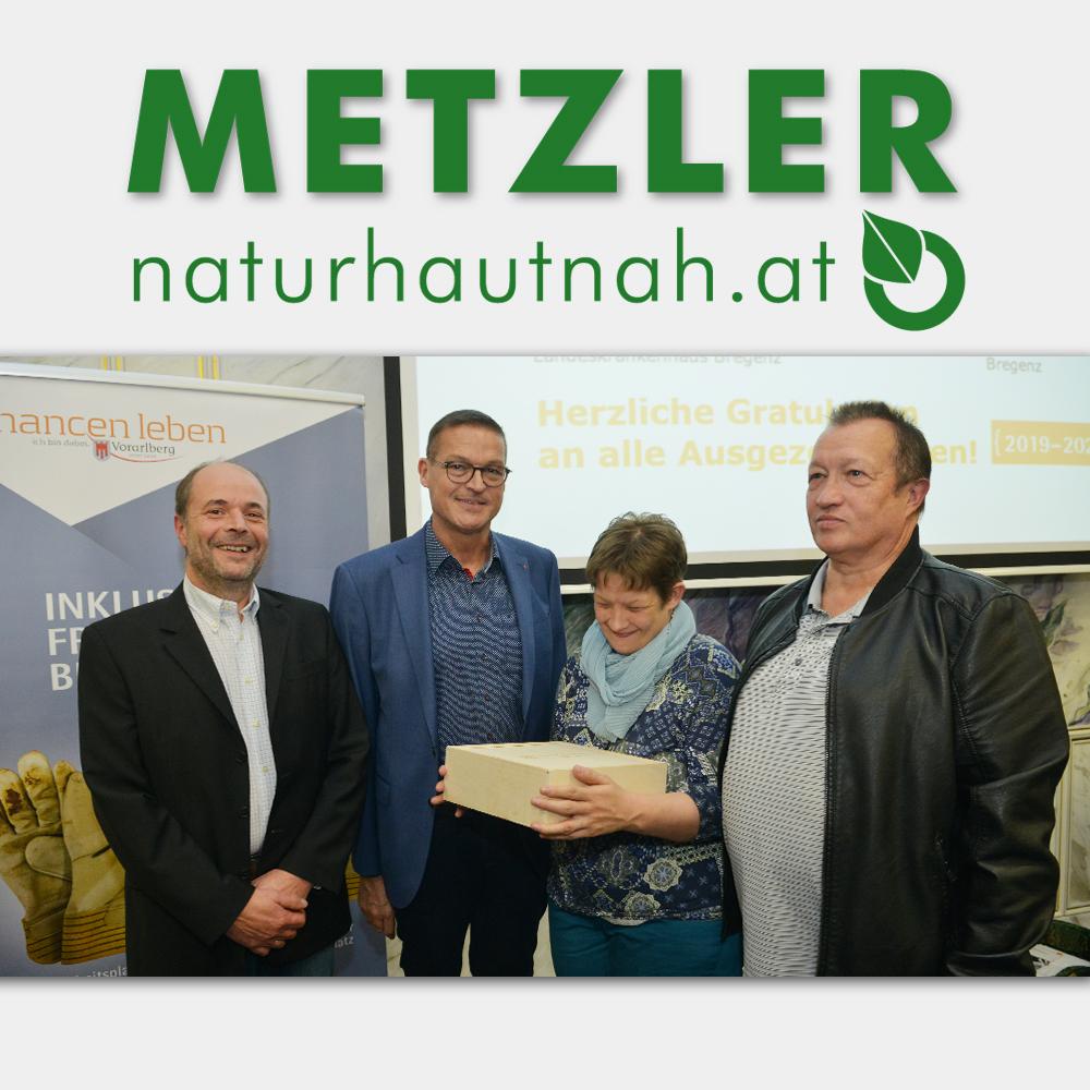 Chancen leben - Ausgezeichneter inklusionsfreundlicher Betrieb 2018