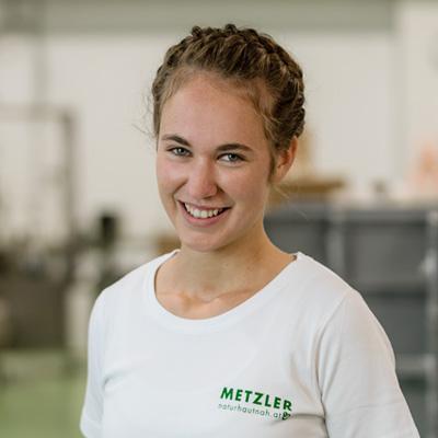 Metzler naturhautnah Team - Anna Moosbrugger
