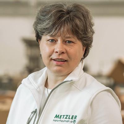 Metzler naturhautnah Team - Sabine Bischof