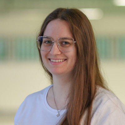 Metzler naturhautnah Team - Lara Peter