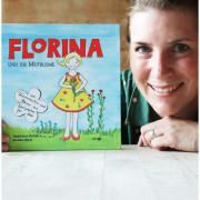Kinderbuch Florina und die Mutblume Magdalena Metzler